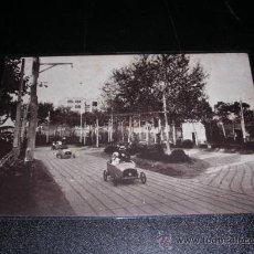 Postales: TURO PARK - AUTO-RUND - BARCELONA. Lote 10077164