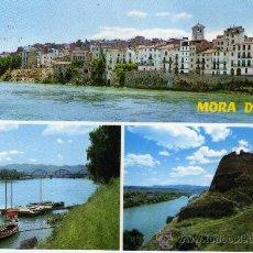 Postales: MORA DE EBRO-TARRAGONA. Lote 10086773