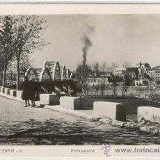 Postales: (PS-7591)POSTAL DE MORA DE EBRO(TARRAGONA)-VISTA PARCIAL. Lote 10106771
