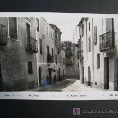 Postales: POSTAL SALOMO: CALLE CALVO SOTELO (SOLER 2). Lote 10160715
