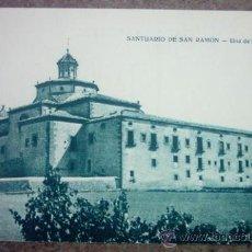 Postales: POSTAL SANTUARIO DE SAN RAMON UNA DE LAS FACHADAS . Lote 18623105