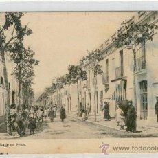 Postales: (PS-7855)POSTAL DE BADALONA-CALLE DE PRIM. Lote 10342657