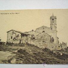 Postcards - MONTANYA ALTA-PRUIT-ASSOCIACIO PROTECTORA DE LA ENSENYANSA CATALANA - 10391620