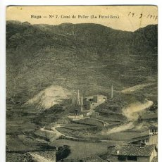 Cartoline: BAGA CAMI DE PALLER , LA PETROLIFERA , BARCELONA , P26846. Lote 10676617