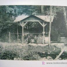 Postales: POSTAL HILARI SACALM: FONT PICANT SANT JOSEP (XIMENO). Lote 10691266