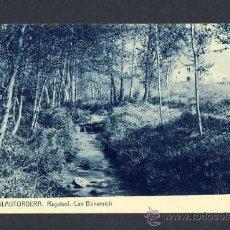 Postales: POSTAL DE PALAUTORDERA (BARCELONA): RAGUISOL, CAN BONAMICH (ED.JAS NUM.2). Lote 10870097