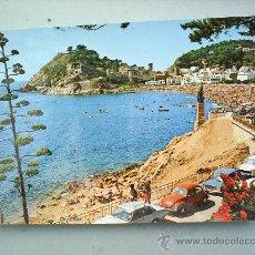 Postales: TOSSA DE MAR --COSTA BRAVA--GERONA -VISTA PARCIAL-SIN CIRCULAR. Lote 10945109