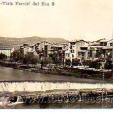 Postales: MUY BUENA POSTAL DE SALLENT -BAGES -VISTA PARCIAL DEL RIU. Lote 11013695