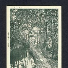 Postales: POSTAL DE CAMPRODON (GIRONA): CAMI DELS ENAMORATS (THOMAS 2ª SERIE, NUM.7. Lote 11053742