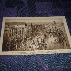 Postales: PLAZA TEATRO Y RAMBLAS,L ROISIN FOT-BARCELONA. Lote 11157858