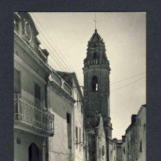 Postales: POSTAL DE LA POBLA DE MONTORNES (TARRAGONA): CARRER MAJOR (ED.RAYMOND NUM.8). Lote 11201313