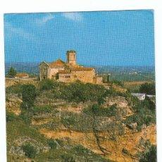 Postales: SANT MARTI SARROCA. BARCELONA. ESGLESIA I RECTORIA. Lote 11492640
