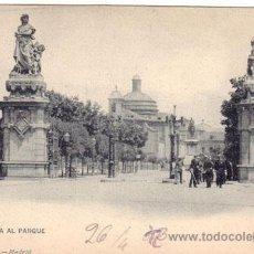 Postales: Nº 17840 POSTAL BARCELONA SIN DIVIDIR HAUSER Y MENET. Lote 26144439