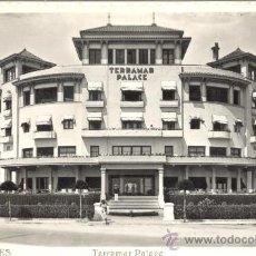Postales: SITGES TERRAMAR PALACE ROISIN . Lote 21239894