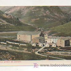 Postales: NURIA. VISTA GENERAL DEL SANTUARI. (THOMAS). . Lote 13653845