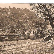 Postales: POSTAL DE MONTSERRAT. Lote 19214130