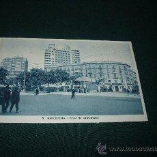Postales: BARCELONA-PLAZA URQUINAONA. Lote 11817507