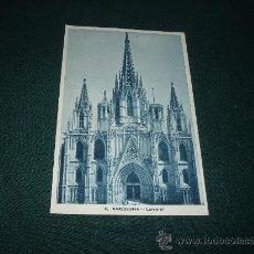 Postales: BARCELONA -CATEDRAL. Lote 11817674