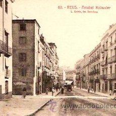 Postales: POSTAL REUS ARRABAL ROBUSTER. Lote 11821603