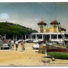 Postales: CALDETAS, BARCELONA, HOTEL COLON, FACHADA DEL HOTEL, P25431. Lote 11961381