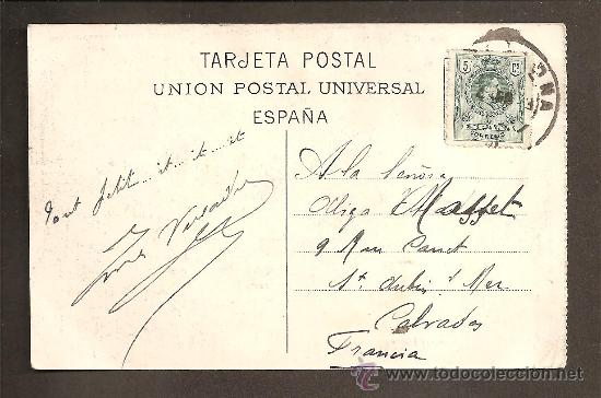 Postales: barcelona - paseo colón - circulada - Foto 2 - 21951015