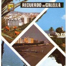 Postales: Nº 4154 POSTAL CALELLA EL MARESME BARCELONA. Lote 12074402