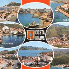 Postales: Nº 4147 POSTAL COSTA BRAVA. Lote 12074409
