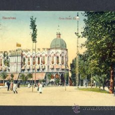 Postales: POSTAL DE BARCELONA: GRAN HOTEL COLON (SERIE LEON 16 NUM.216127). Lote 12110539