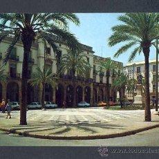 Postales: POSTAL DE VILANOVA I LA GELTRU (BARCELONA): PLAÇA DEL 18 DEJULIOL (ED.KOLORHAM NUM. B 5444). Lote 12279524