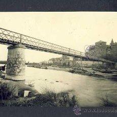 Postales: POSTAL DE TORDERA (BARCELONA): PONT I RIU TORDERA (ROISIN). Lote 12280481