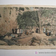 Postales: POSTAL LA NOU: SANTUARI NTRA. SRA. LOURDES (CIRCULADA). Lote 12511549