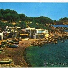Postales: POSTAL PALAMÓS CALA S ALGUER COSTA BRAVA GERONA 1962. Lote 12688526