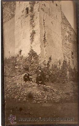 POSTAL FOTOGRAFICA SANT PERE MARTIR (Postales - España - Cataluña Antigua (hasta 1939))