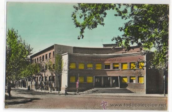 tarjeta postal de tarrasa colegio mayor de alfo - Comprar Postales ...