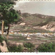 Postales: POSTAL DE OLIANA, VISA GENERAL , FOTO JANOT . Lote 24309385
