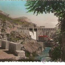 Postales: POSTAL DE OLIANA, Nº 50 PANTANO, FOTO JANOT , VER FOTO ADICIONAL . Lote 24329194