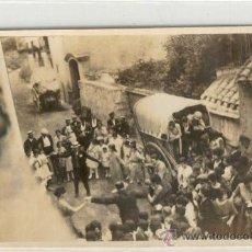 Postales: (PS-10866)POSTAL FOTOGRAFICA DE CAPELLADES-FIESTA POPULAR. Lote 12955105