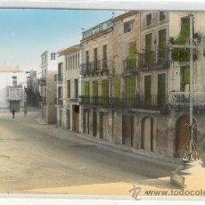 Postales: (PS-10955)POSTAL DE GRANADELLA(LLEIDA)-VISTA PARCIAL. Lote 12998669