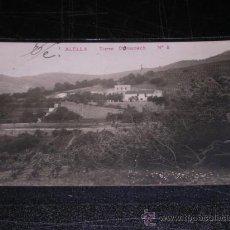 Postales: ALELLA , TORRE DOMENECH N.5 , FOTOGRAFICA. Lote 13165372