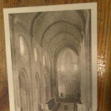 Postales - Tarjeta postal Monasterio de Poblet - 13171650