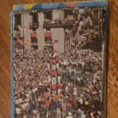 Postales: POSTAL DELS XIQUETS DE VALLS, ESCRITA. Lote 13269149