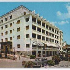 Postales: TARJETA POSTAL DE COMARRUGA HOTEL BRISAMAR TARRAGONA. Lote 13338475