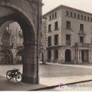Postales: PS1843 FIGUERAS 'AYUNTAMIENTO'. FOTO MELI. CIRCULADA EN 1956. Lote 14386034