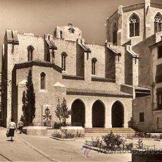 POSTAL FIGUERAS IGLESIA PARROQUIAL SAN PEDRO