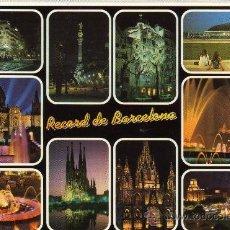Postales: BARCELONA. Lote 13602214