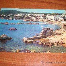 Postales: 1960-CALELLA DE PALAFRUGELL-COSTA BRAVA.. Lote 16771554