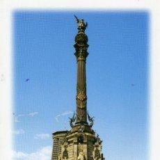 Postales: MONUMENTO A COLON. Lote 13617689