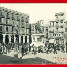 Postales: REUS , TARRAGONA ,ATV Nº 438 PLAZA DE PRIM , P30697. Lote 13720814