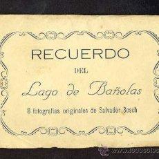 Postales: LLIBRET DESPLEGABLE AMB 8 POSTALS DE BANYOLES (GIRONA) (VEURE FOTO ADICIONAL). Lote 13732109