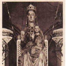 Postales: CERVERA - 4 IGLESIA DE SANTA MARÍA. Lote 27422773